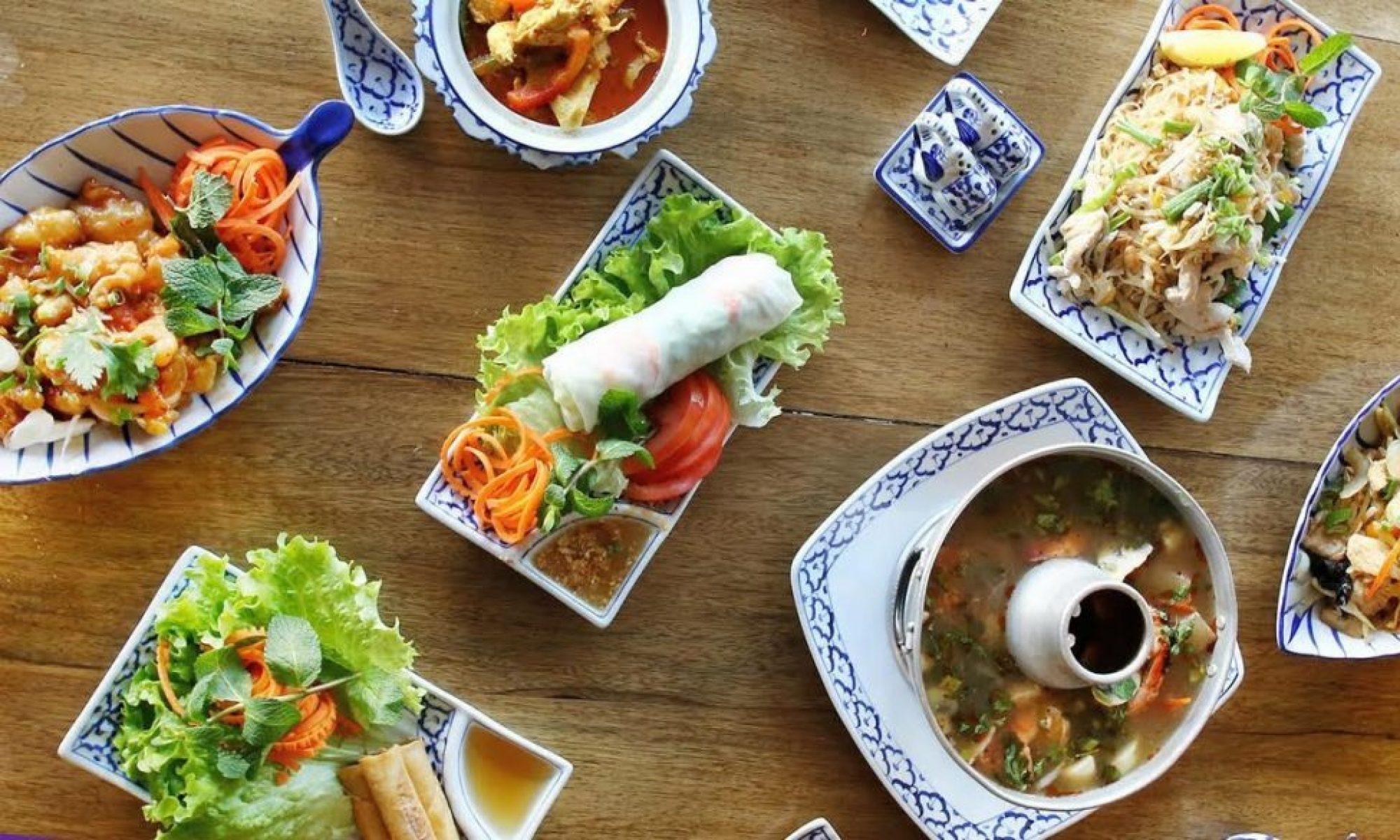 Banthai  TOULON  pres de la gare restaurant thailandais